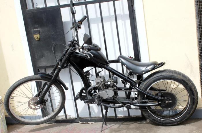 chopper c