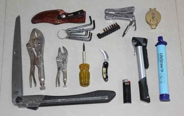 tools c