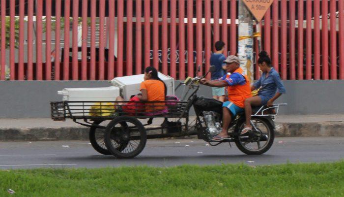 motorcycle truck 1