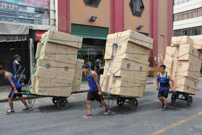 man truck convoy c