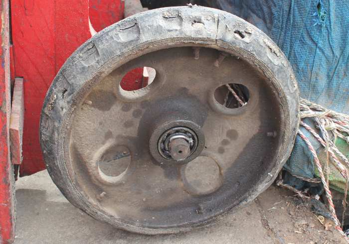 wheel 2 c